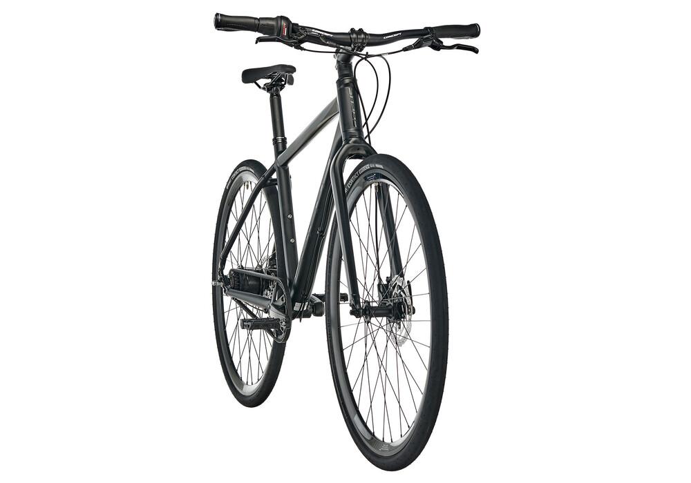 FOCUS Planet - Bicicletas híbridas - negro | Bikester.es